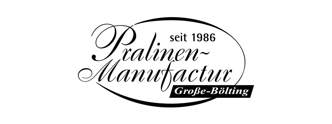 Pralinen Manufactur Große Bölting Logo