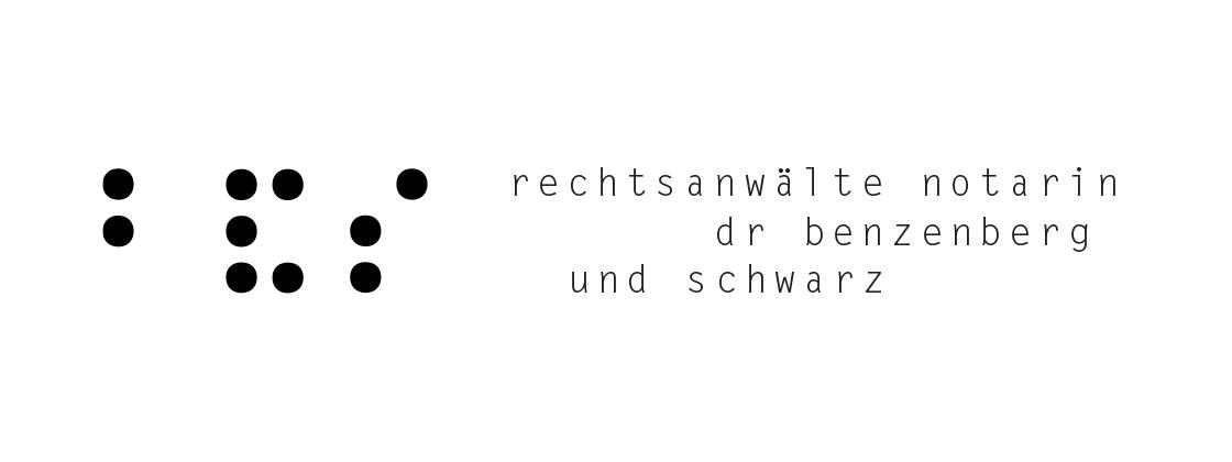 Logo Kanzlei Dr. Elke Benzenberg